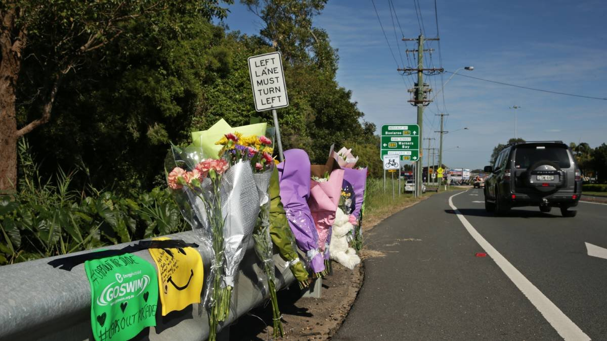 It's just over 12 months since young Jade Frith was killed while trying to cross a busy section of Hillsborough Road. During Question Time in parliament recently, I asked the Minister how much longer we have to wait for the long-planned upgrade of Hillsborough Road.