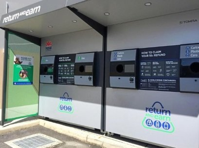 A new Reverse Vending Machine is now up and running at Morisset Country Club. The machine operates between 7am and 7pm.
